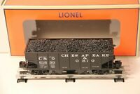 Lionel 6-81700, C & O 50- Ton Twin Hopper, #61699, New In Box, C-10           -t