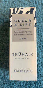 Color and Lift Root Color Powder - Gray by Truhair for Unisex - 0.18 oz