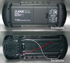 Replacement Rear SHELL and BATTERY Cover fix Atari Lynx1 one system repair part