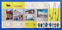 Pubblicità  - Brochure Agip Motel - 1960 ca.