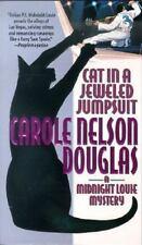Cat in a Jeweled Jumpsuit: A Midnight Louie Mystery (Midnight Louie Mysteries)