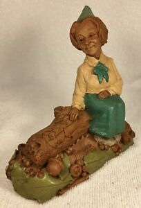 THINKING OF YOU-R 1998~Tom Clark Gnome~Cairn Item #5382~Ed #33~Story is Included