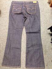 Levis Jeans 16 33 Slight Curve Classic Boot cut Jeans Dark Wash