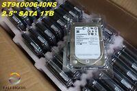 "ST91000640NS Seagate Constellation 1TB 7.2K  SATA 6Gb/s Enterprise 2.5"" HDD New"