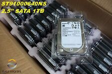 "ST91000640NS Seagate Constellation 1TB 7.2K  SATA 6Gb/s Enterprise 2.5"" HDD"