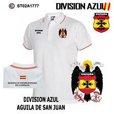 POLOS DIVISION AZUL: AGUILA DE SAN JUAN M1