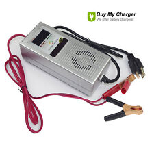 Automatic  48V 3A Lead Acid Battery Charger -Maintain Recover Capacity VRLA, AGM