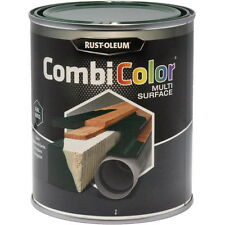 Rust-Oleum CombiColor Multi-Surface Paint Moss Green Gloss 2.5L RAL 6005