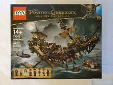 LEGO Pirates of the Caribbean Silent Mary 2017 (71042), minor creases, NISB
