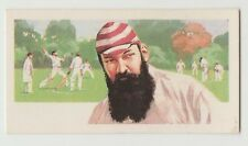 Original 1960s UK Trade Card - British Cricketer William Gilbert W G Grace