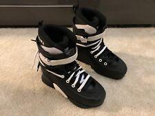 Razors Genesys 11 Skates Size 8.0 Black/White (Boot Only)