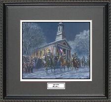 Mort Kunstler SOLDIER OF FAITH Framed Print Civil War Wall Art Gift