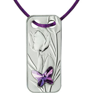 Butterfly Pendant Proof Silver Coin 1$ Niue 2017 Proof Coins