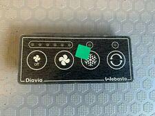 Webasto Diavia Eberspacher Air Conditioning Controller 82D068036EB