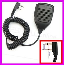 Speaker Mic for KENWOOD PUXING WOUXUN radio as KMC-21 PX-888 PX-777 PX-333