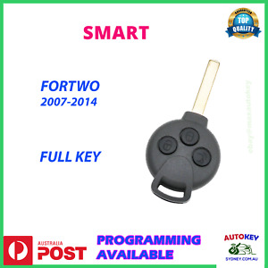 SMART FORTWO KEY REMOTE W451 2007 2008 2009 2010 2011 2012 2013