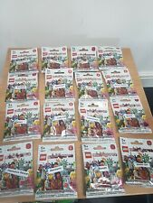 Lego Minifigures Series 6 8827 RARE Full Complete Set of 16 UNOPENED
