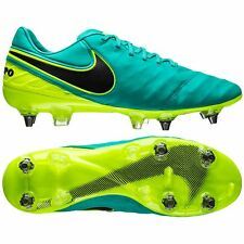 Men's Nike Tiempo Legend VI SG-Pro Soccer Rugby Football Cleats Size 6 Free Bag