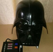 2004 Hasbro STAR WARS DARTH VADER VOICE CHANGER HELMET/MASK Collectible