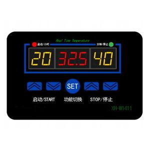 Régulateur/Contrôleur de Température 230V AC Numérique Theromstat XH-W1411
