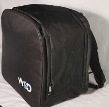 Ski snowboard boots black backpack boot bag  wsd091 New