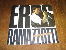 "EROS RAMAZZOTTI 45 TOURS 7"" GERMANY TERRA PROMESSA .(4)"