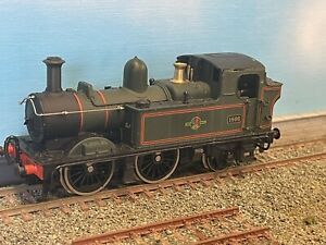Hornby Oo Gauge 14xx 0-4-2 Gwr Great Western Steam Loco For Model Railway Layout