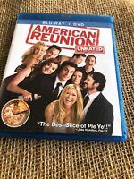 American Reunion (Blu-ray Disc, 2012, 2-Disc) + digital Copy + ultra w/slipcover