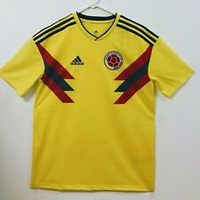 SOCCER YOUTH NEW ADIDAS JERSEY COLOMBIA TEAM JAMES RODRIGUEZ, FALCAO, CUADRADO..