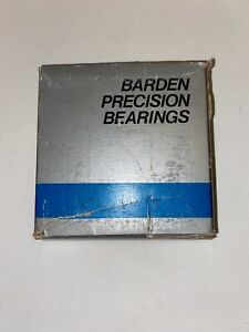 (Set of 2) BARDEN 115HDL Super Precision Angular Contact Bearings * NEW *