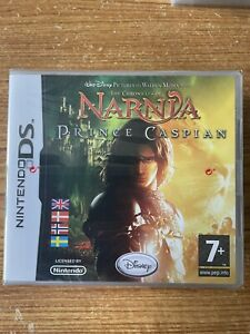 The Chronicles Of Narnia Prince Caspian  (Nintendo DS) Brand New Sealed