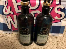 Bath & Body Works Aromatherapy EUCALYPTUS 5-in-1 Essential Oil Mist x2