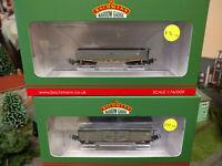 Bachmann 009 Narrow Gauge 393-051A and 393-026A Nocton Estates two wagons