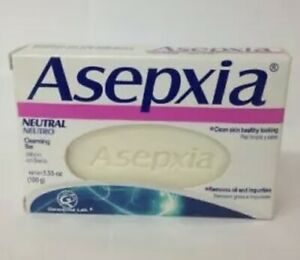 Asepxia Neutral cleansing Soap Bar Sanar