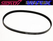 SUBARU GC8 Impreza WRX  STI Power Steering & Alternator Belt OEM JDM