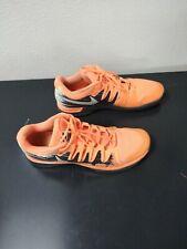 Nike Men's Zoom Vapor 9.5 Tour Size 10  631458 800Tennis Orange  Roger Federer