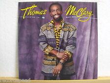 ★★ LP - THOMAS McCLARY - Same - German Motown ZL 72349 / 1984 OIS (Lyrics)