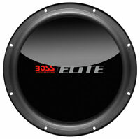 "Boss BDVC12 1800W Max (900W RMS)  12"" Series Dual 4 Ohm Car Subwoofer BRANDNEW"