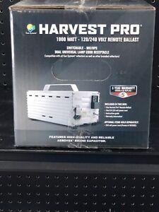 Sun System remote ballast 1000wt 120/240v Harvest Pro 8' power cord