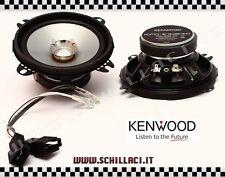 Casse Per PEUGEOT 107 - SAXO Kenwood Kfc-e1055c 110W Predisposizione Originale