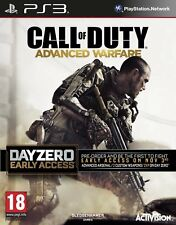Call of Duty-Advanced Warfare-Day Zero Edition pour PAL PS3 (NEW & SEALED)