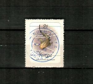 TONGA Scott's 568 ( 1v ) Fish F/VF Used ( 1984 ) #2