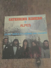 CATHERINE RIBEIRO + ALPES - LE RAT DEBILE ET L'HOMME DES CHAMPS - FRENCH PROG!!!