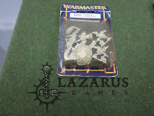 Warhammer Fantasy Warmaster Tomb Kings Undead - Characters (NiB oop metal)