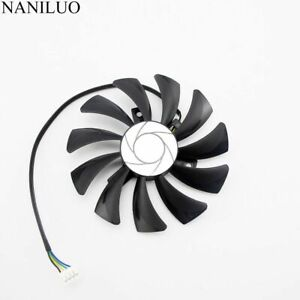 85mm Cooler Fan Cooling Replacement For MSI Inno3D P106 960 GeForce GTX AERO ITX