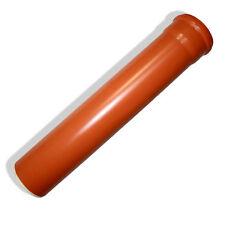 KG PVC Rohr DN 110 100 x 1000 mm - 1,0 Meter KG-Rohre Abwasserrohr Kanalrohr