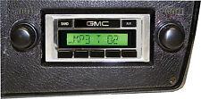 1973 74 75 76 77 78 1979 GMC Truck USA 230 Radio AM/FM MP3 Aux