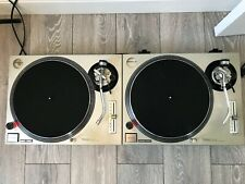 PAIR TECHNICS SL1210 1200 MK2 FULLY REFURBED WITH UPGRADES BARGAIN