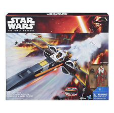 STAR WARS POE'S X-WING FIGHTER / THE FORCE AWAKENS / HASBRO
