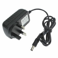 UK UNIVERSAL 12V 1A CCTV Security Camera Monitor Power Supply Adapter 1000MA